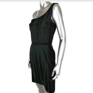 Jay Godfrey One Shoulder Dress Sz 6